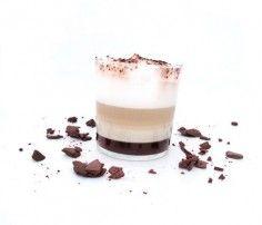 Café latte xocolata