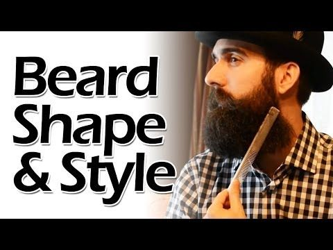 ▶ Discover Your Beard Shape and Style - YouTube