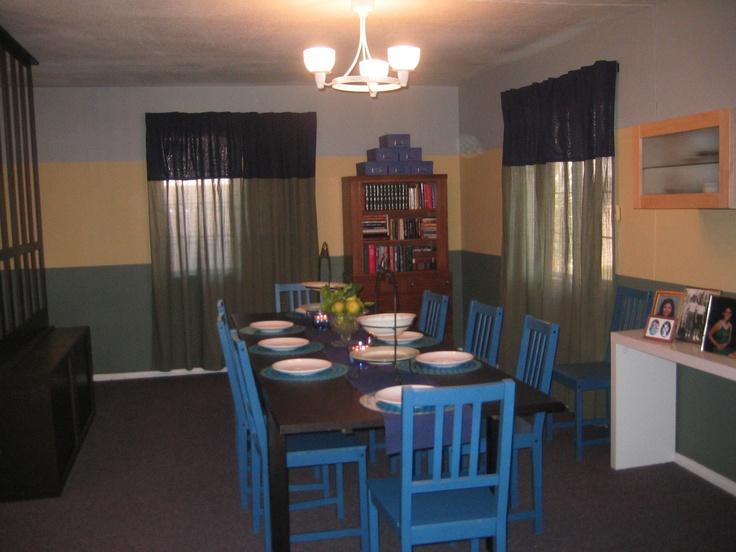 More Dining Room