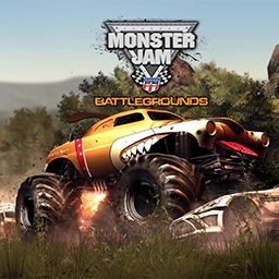 Monster Jam® Battlegrounds brings the ever popular touring show straight to the fans with roaring engines and crushing action. Not only does this game replicate the world renowned Monster Jam stadium and arena events, but it also takes fans out of the stadium and into other environments for physics based skill and stunt challenges. #Racing #monstertruck  #gaming