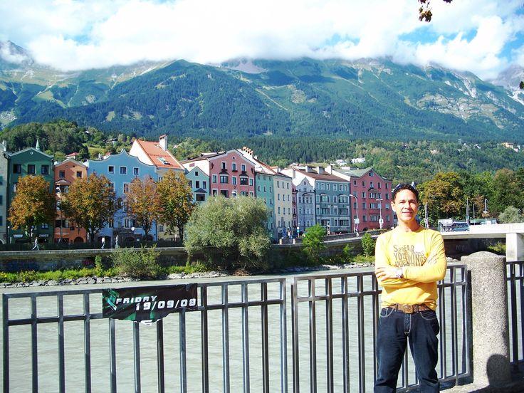 Innsbruck, Áustria: 2008.