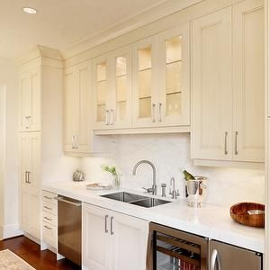 best 25 ivory kitchen cabinets ideas on pinterest Luxury Kitchen Design Ideas Kitchen Cabinet Colors