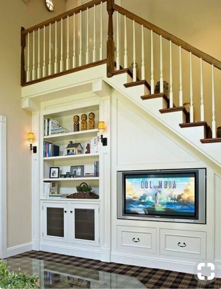 Best 26 Best Bookcase Under Stairs Images On Pinterest Bar 400 x 300
