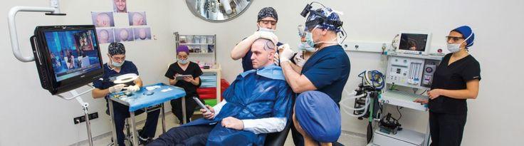 hårtransplantasjon pris
