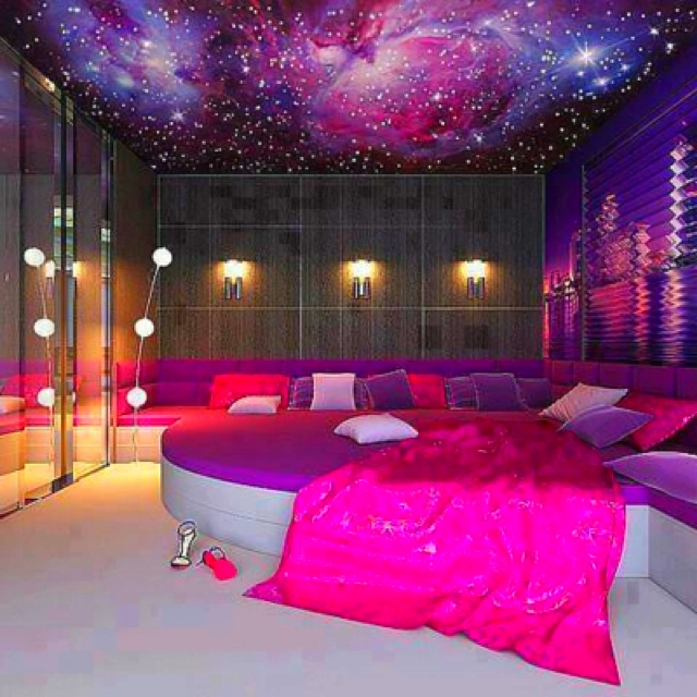 Outer Space Bedroom Decorating Ideas Hubpages Oh My Gosh Ladies And Gentlemen My Future Room With A Different Color Scheme Amazing Bedroom