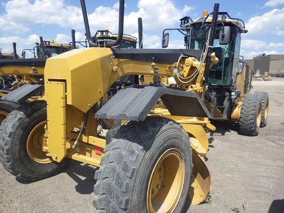 Cat 140m B9m00640 Used Motor Grader For Sale In Houston Tx