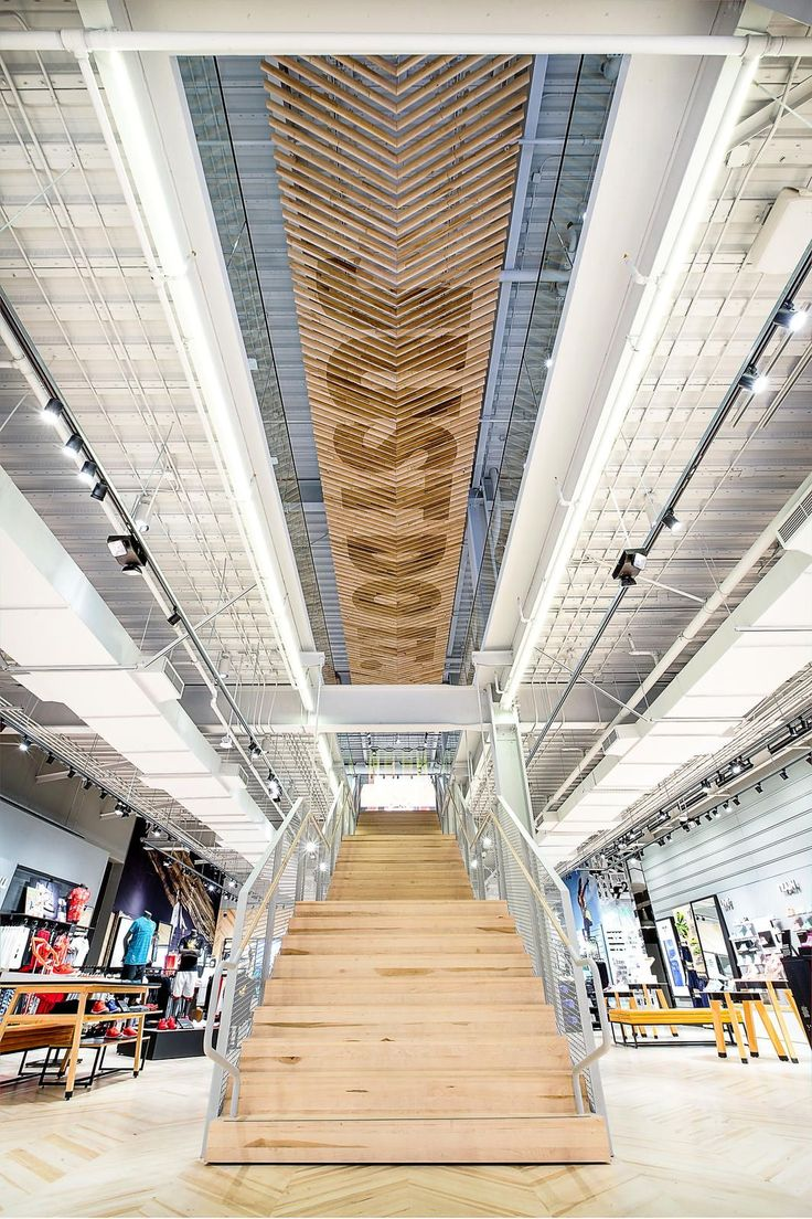 Nike Reopens Santa Monica Retailer with New Deal with Ladies's Product and Digital Companies