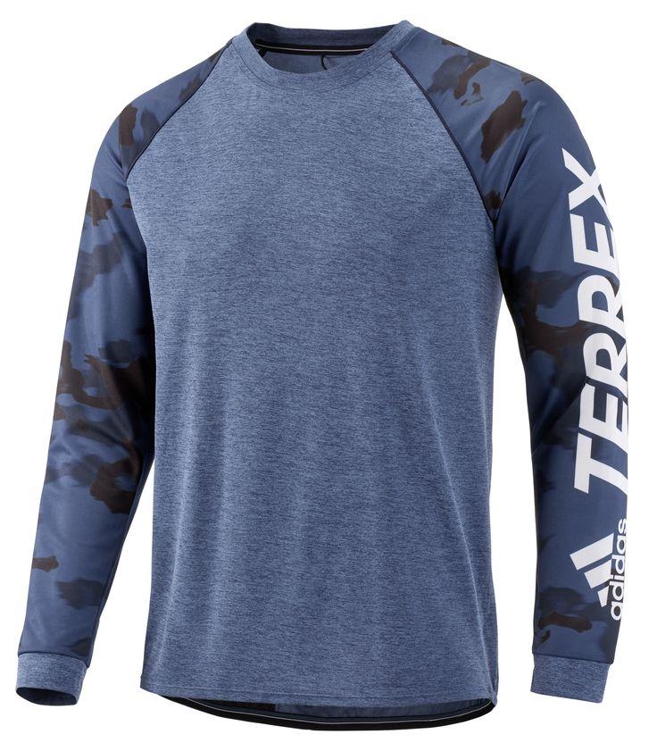 News adidas TERREX Bekleidung Sommer 2017 http://wp.me/p2x69e-lmn #37.5 #Adidas #Biken #Kunstfaserjacken #Laufen-Running #Laufhosen #Laufshirts #Laufshorts-¾-Tights #Merino-Wolle #Pertex #Polartec #T-Shirts #Trailrunning #Umweltfreundlich #NewsBekleidung #ichliebeberge