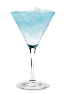 I'm making a DeKuyper® Blue Martini
