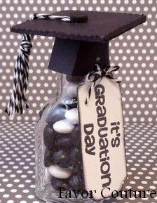 Unique Graduation Favor Ideas