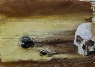 "Saatchi Art Artist Olivier Dubois-Cherrier; Painting, ""Toward infinity"" #art"