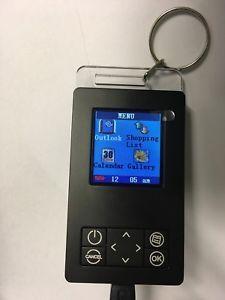 a marco de imagenes de imagen de foto digital de bolsillo llavero 15 pantalla lcd en color nuevo