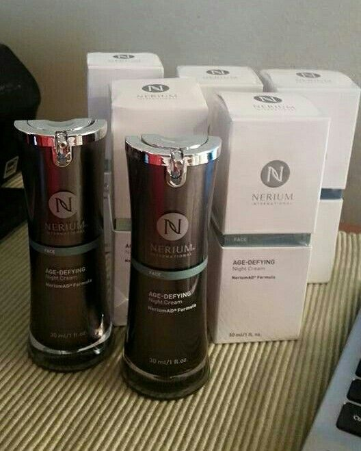 Want something to reduce wrinkles, lines, pores, redness, spots, and make skin smooth and soft?  Nerium AD night cream will improve all these things in one bottle!  Try it today!  It's backed by a 30 day money back guarantee! www.amybrouwer.neriumproducts.com