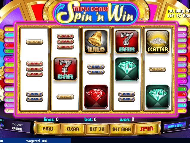 Tragamonedas Triple Bonus Spin´n Win online gratis - http://freeslots77.com/es/tragamonedas-triple-bonus-spin-n-win-gratis-online/