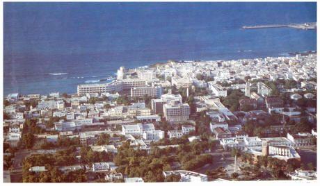 Mogadishu, Somali waa caasimadii dalka Soomaaliya