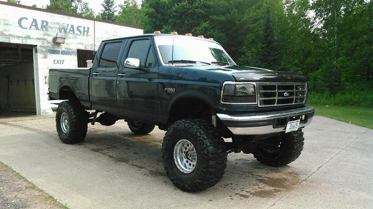 1997 Nissan Truck For Sale 1997 Ford F250 Crew Cab Lifted lifted f250 crew cab 80'& 90's f-series ...