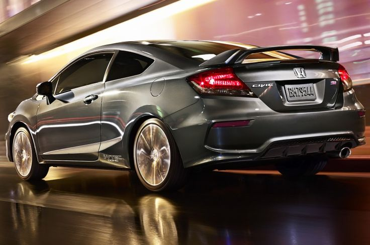 Refreshed 2014 Honda Civic Si Coupe Coming To 2013 SEMA Show   Motor Trend  WOT