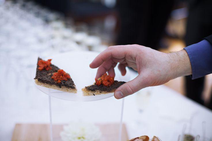 Cocktail déjeunatoire - mariage - apéritif - bouchées - traiteur - mariage à domicile - original - sur-mesure - coloré - Paris