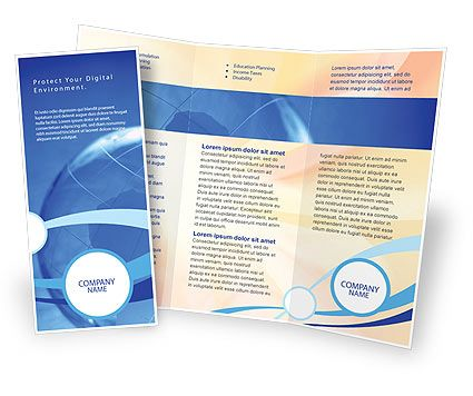 free brochure templates – Sample Business Brochure