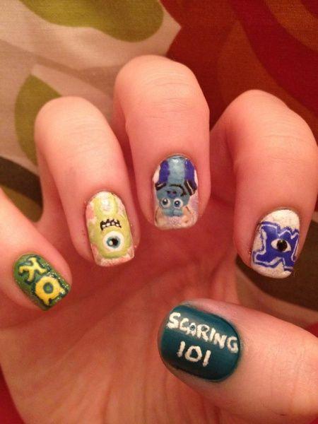 Monsters Inc!