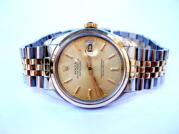 Vintage Reloj ROLEX Oyster Perpetual Datejust Ref. por shopvintage1