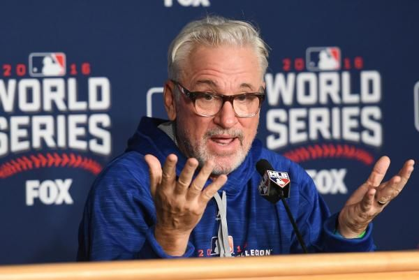 cool World Series update: Chicago Cubs set Game 1 roster, add Kyle Schwarber