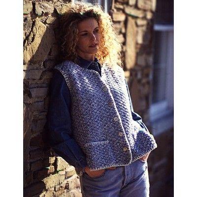 17 Best images about Free Knit Vest Patterns on Pinterest ...