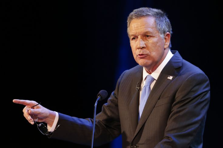 """#Kasich says #two-party #system dying, predicts """"multi-party"""" future..."""