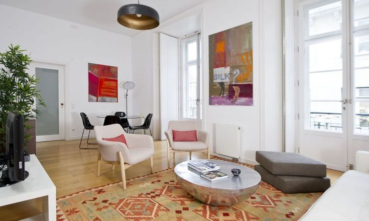 Luxury apartment for sale in Lisboa, Portugal.