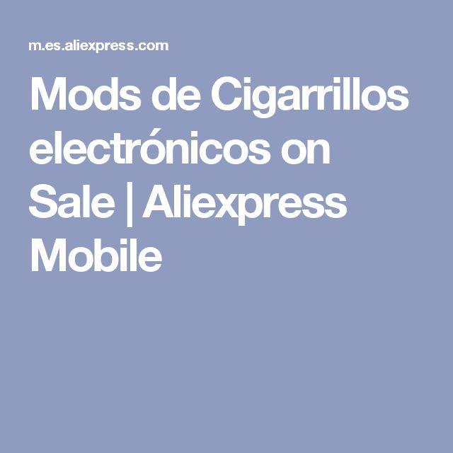 Mods de Cigarrillos electrónicos on Sale   Aliexpress Mobile