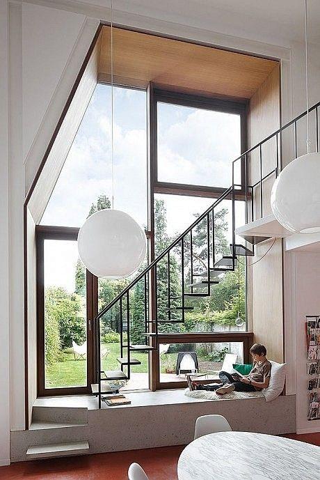 Kessel-Lo House by NU Architectuuratelier Huis van klant / collega Atelier Denis'!