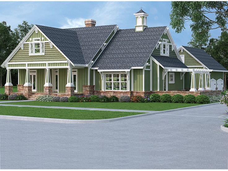 Eplans craftsman house plan unique layout with for Eplans craftsman house plan