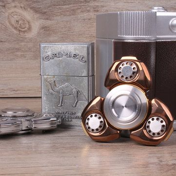 MATEMINCO EDC Ultimate 8 min Rotating Hand Spinner CNC Process Germany Silicon Carbide Hybrid Bearings Fingertips Spiral Fingers Gyro for Focusing/ ADHD/ Autism/ Quitting Bad Habits/ Staying Awake Sale - Banggood.com