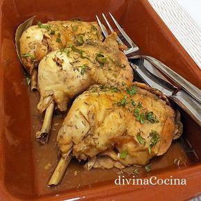 Esta receta de muslos de pollo al horno tiene poca elaboración, ingredientes muy sencillos y siempre sale bien. Sigue estos consejos fáciles y triunfarás.
