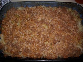Colie's Kitchen: Unrolled Cabbage Roll Casserole