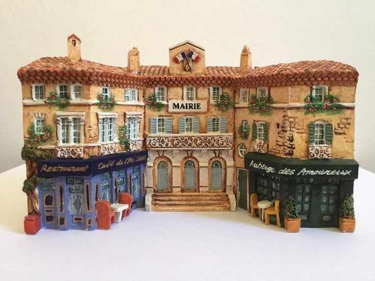 594 best Dominique Gault J Carlton Miniature French Houses and