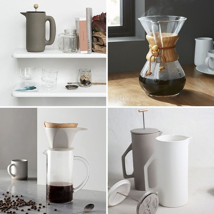 17 Contemporary Coffee Maker Designs That You'll Want To Show Off