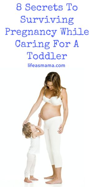 Being pregnant is a blessing, but it's also challenging if you are a mom of a toddler already. Trying to balance everything including your patience can be difficult. Here are 8 secrets to making it through!