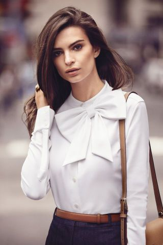 Emily Ratajkowski is the September guest editor of harper by Harper's BAZAAR. See the full fall fashion shoot here: