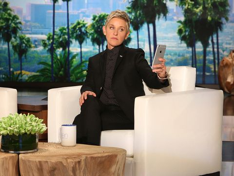 Check us out - we were mentioned on The Ellen Degeneres Show!   Ellen and Kim Kardashian West are known for their iconic selfies, and they've both come up with new ways for you to make your selfies spectacular!