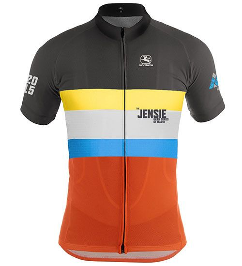 The Jensie Gran Fondo Jersey - Womens (PRE-ORDER ONLY)