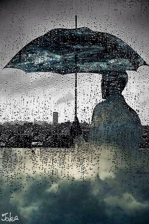 'rain sonnet' by Loui Jover