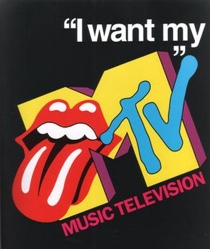 MTV's effect on the music video- I remember the time they actually played music videos. . Those were the days