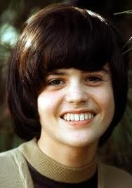 Donny Osmond, the first singer i ever had a crush on.