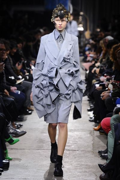 COMME DES GARCONS 2013-14 FW PARIS COLLECTION