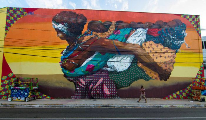 ACIDUM PROJECT  .. 'Eva' ..  [Fortaleza, Brazil 2015]