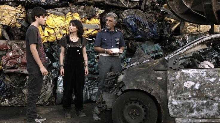 Cinta chilena de la directora Alicia Scherson, con Manuela Martelli y Rutger Hauer.