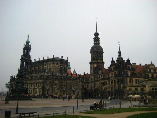 Экскурсия в Дрезден из Праги 2014