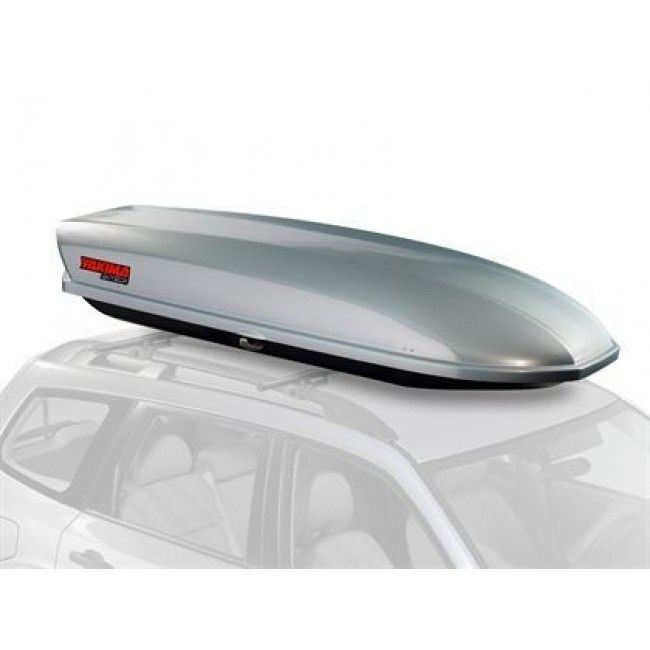 Skybox 18 Pro Silver - Roof Rack Superstore