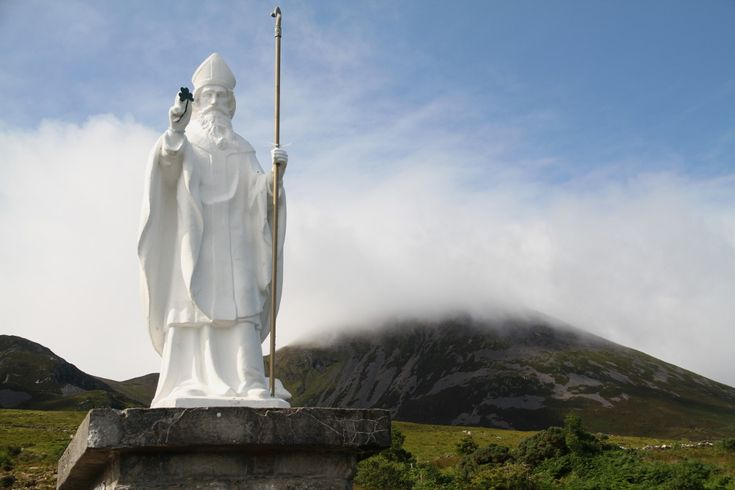 County Mayo features many sites connected to St. Patrick. Here are some of the best places to explore along the Wild Atlantic Way.